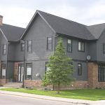 Dark Stucco and Dark Shingles installed by our team