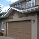 Two Tone Stucco Painting