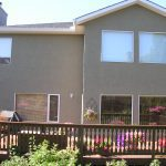 Residential Exterior Stucco painted by Legacy Exteriors