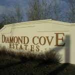 Stucco Signage completed by Legacy Exteriros